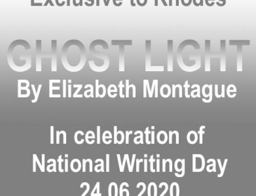 Ghost Light – National Writing Day 2020