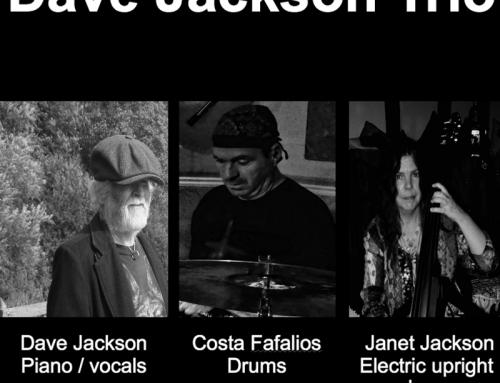 Dave Jackson Trio