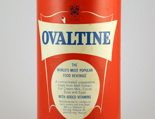 Chassie's Choice – Ovaltine