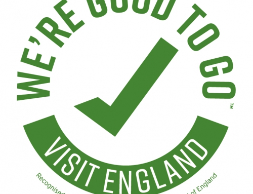 """We're Good To Go"" with the Industry Standard mark"